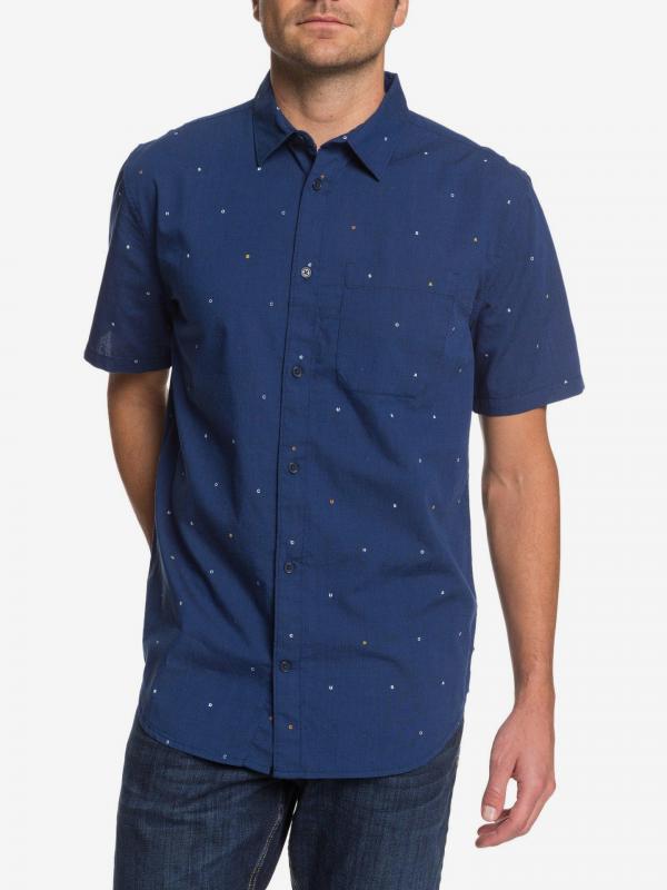 Make It Happen Košile DC Modrá