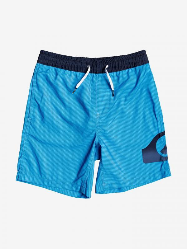 """Dredge 15"""" Plavky dětské Quiksilver Modrá"""
