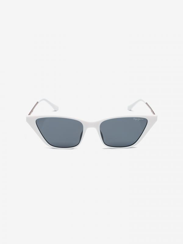 Piper Sluneční brýle Pepe Jeans Bílá