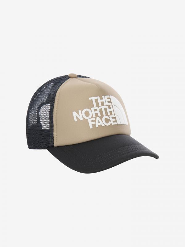 Logo Trucker Kšiltovka dětská The North Face Černá