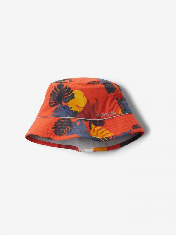 Čepice Columbia Oranžová