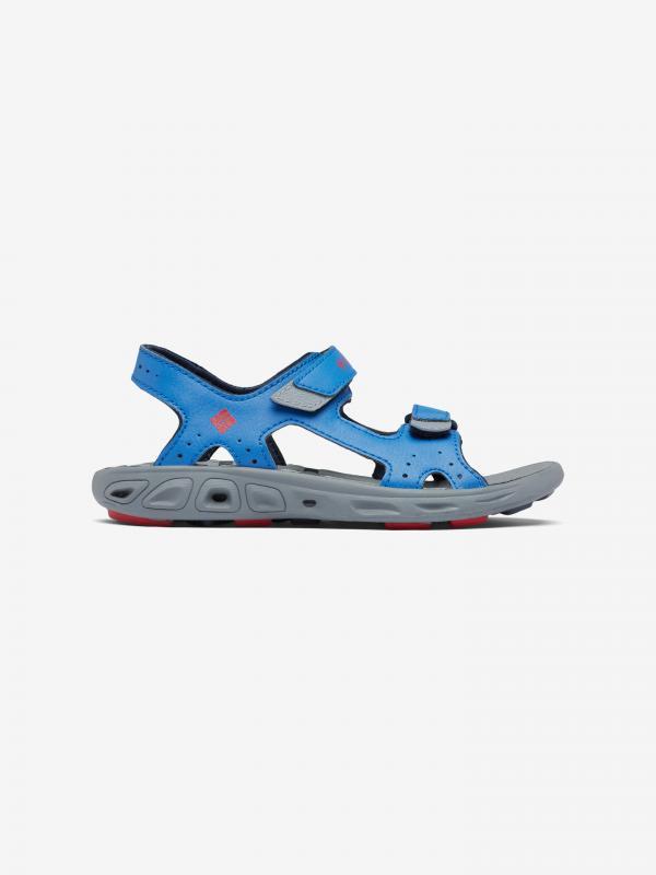 Sandále dětské Columbia Modrá