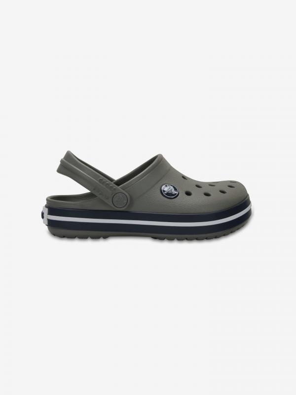 Crocband™ Clog Crocs dětské Crocs Šedá