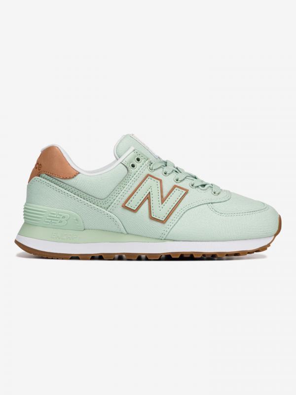 574 Tenisky New Balance Zelená