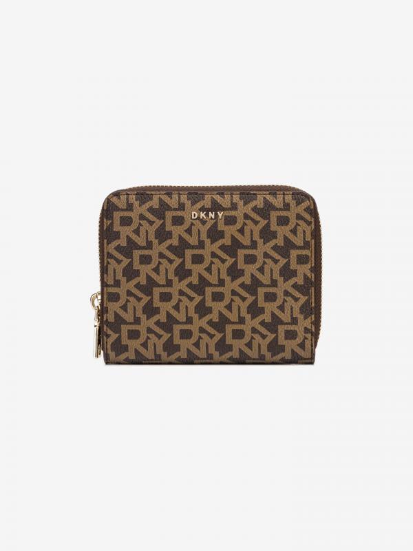 Bryant Small Peněženka DKNY Hnědá