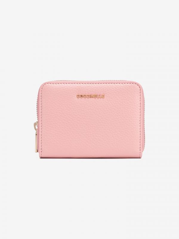 Peněženka Coccinelle Růžová