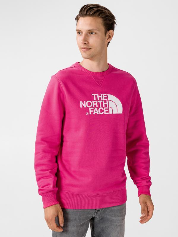 Drew Peak Mikina The North Face Růžová