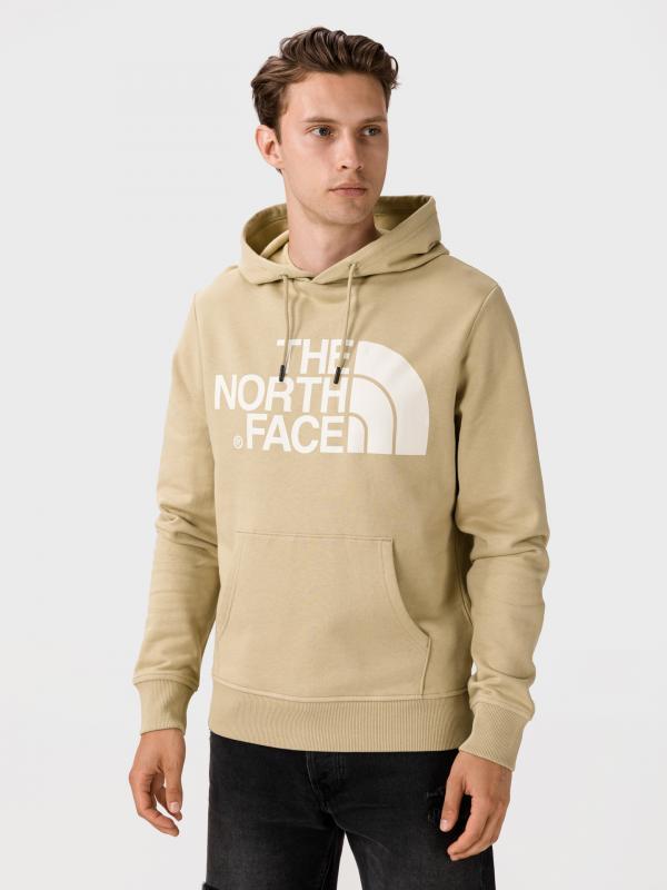 Standard Mikina The North Face Béžová
