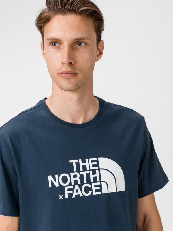 Easy Triko The North Face Modrá