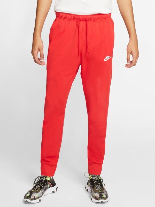Sportswear Club Tepláky Nike Červená