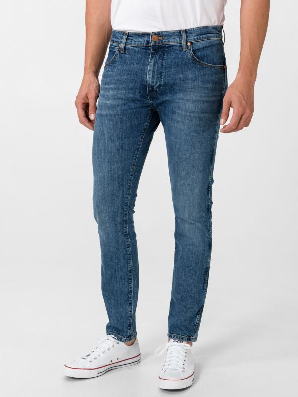 Larston Jeans Wrangler Modrá