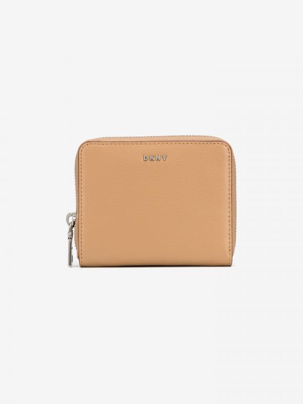 Bryant Small Peněženka DKNY Béžová