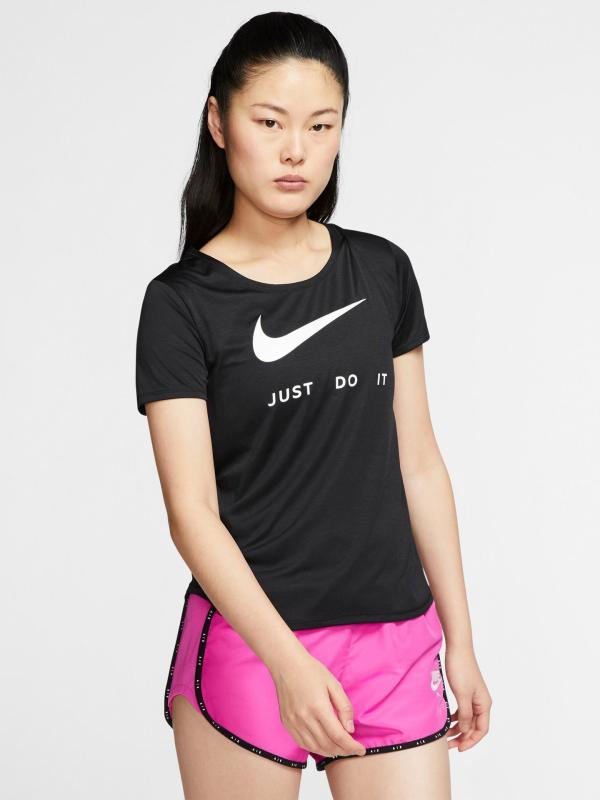 Triko Nike Černá