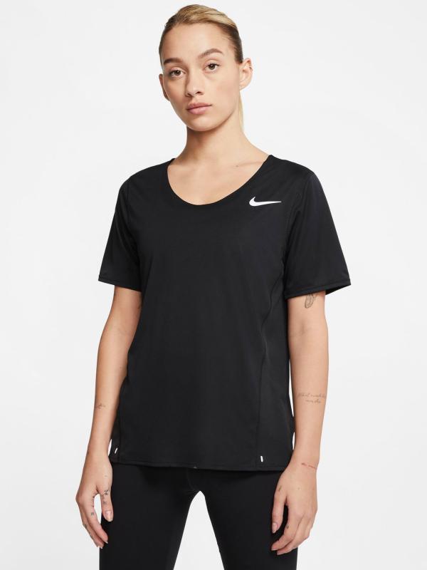 City Sleek Triko Nike Černá