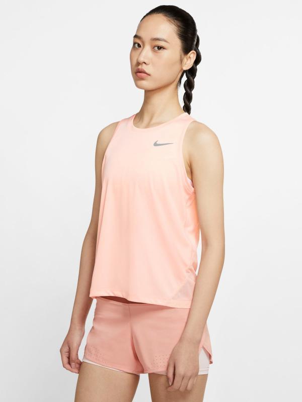Miler Tílko Nike Béžová