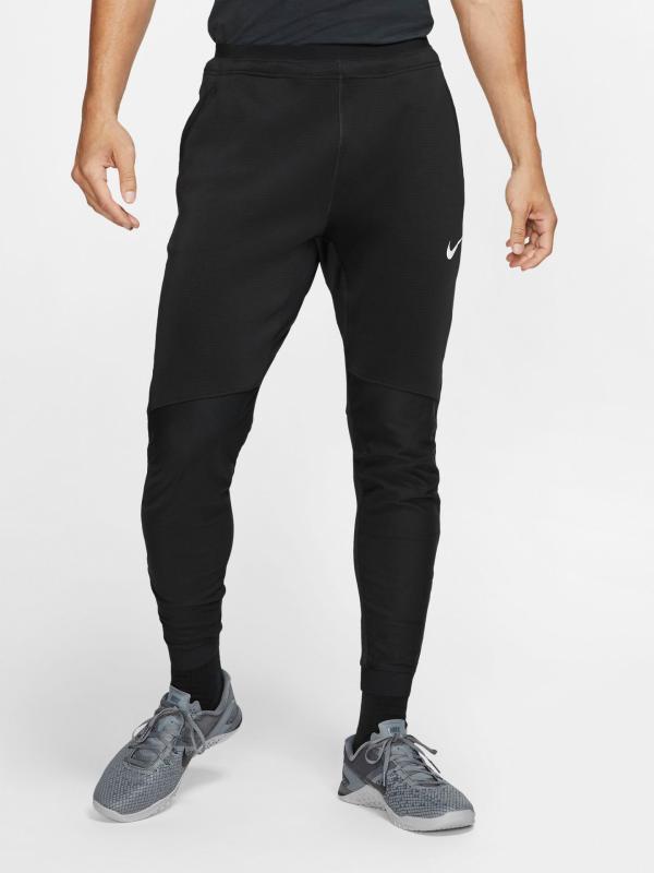 Nike Pro Tepláky Nike Černá