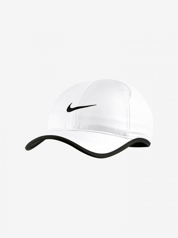 Featherlight Kšiltovka Nike Bílá