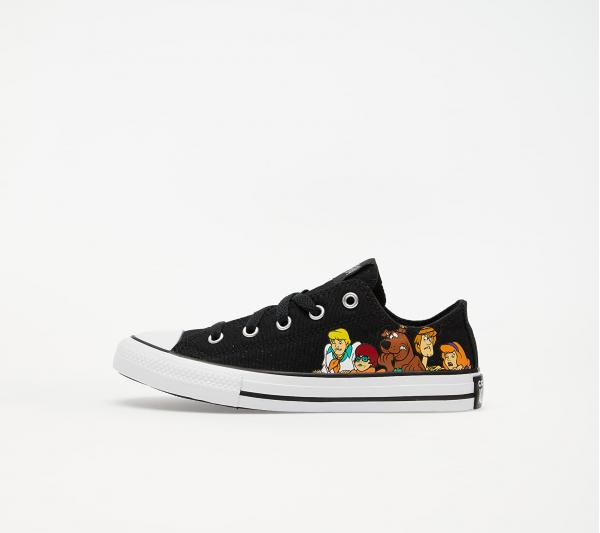 Converse X Scooby-Doo Chuck Taylor All Star Ox Black/ Multi/ White
