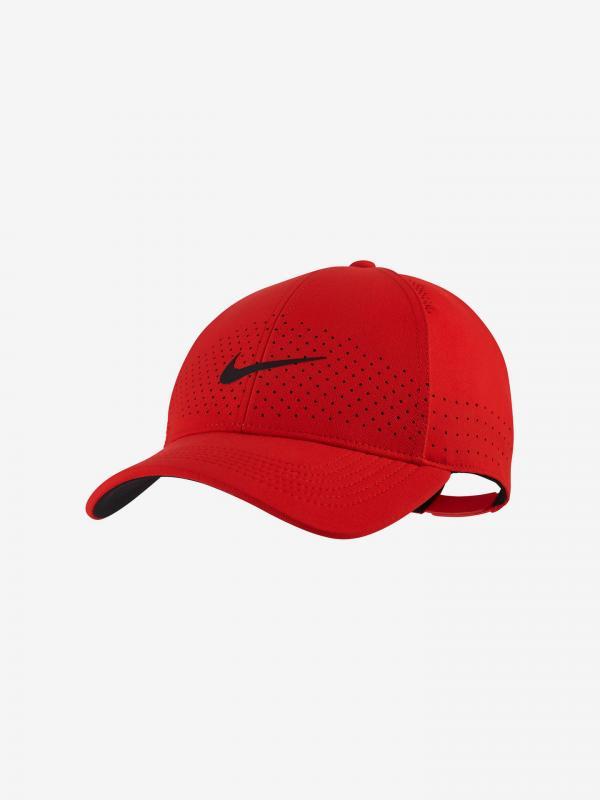 Kšiltovka Nike Červená