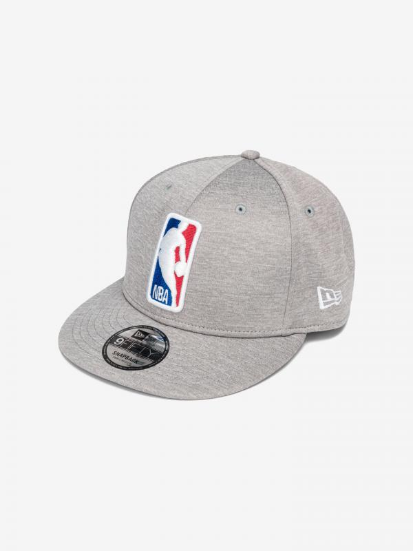 NBA Logo Shadow Tech Grey 9FIFTY Kšiltovka New Era Šedá