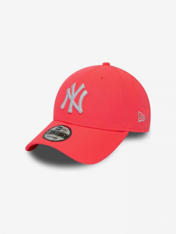 New York Yankees Kšiltovka New Era Růžová