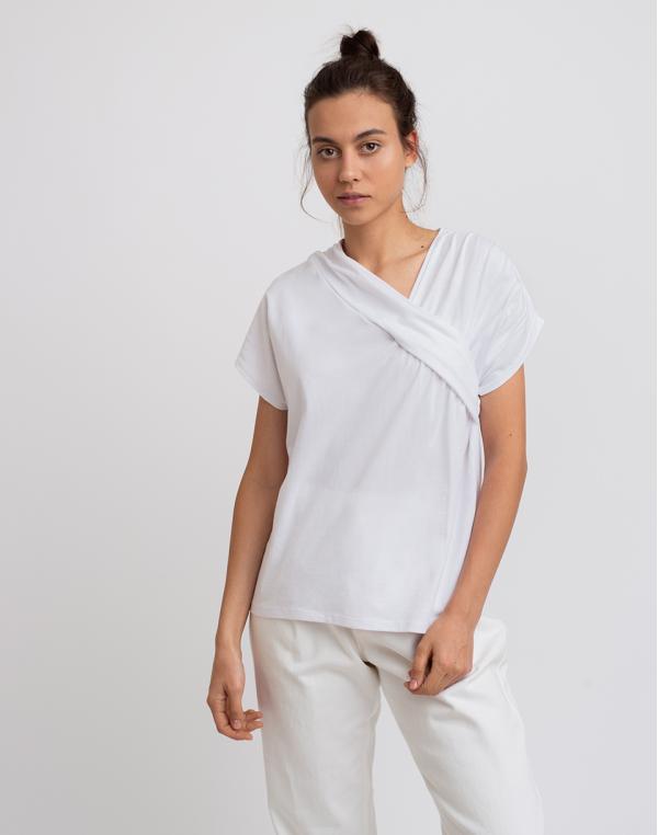 Edited Tabea T-Shirt White 34