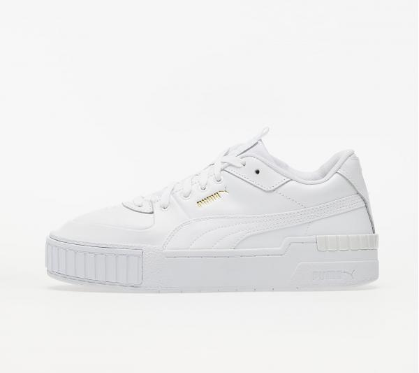 Puma Cali Sport Wn s Puma White-Puma White