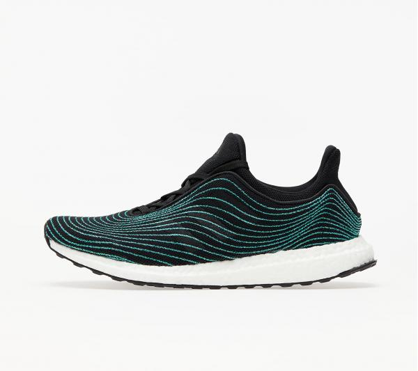 adidas UltraBOOST Dna Parley Core Black/ Core Black/ Blue Spirit