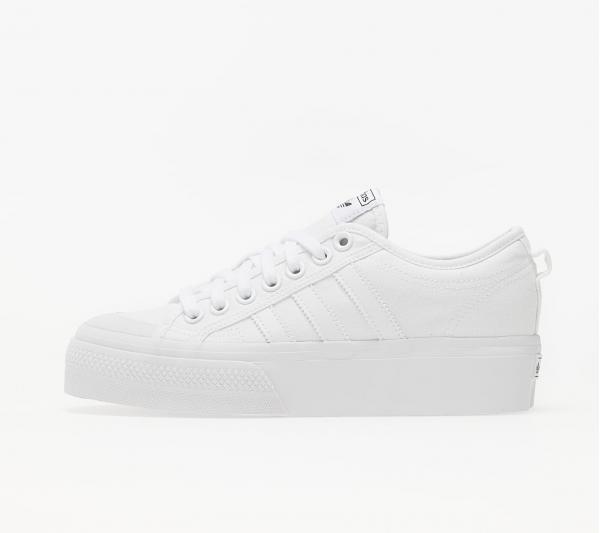 adidas Nizza Platform W Ftw White/ Ftw White/ Ftw White