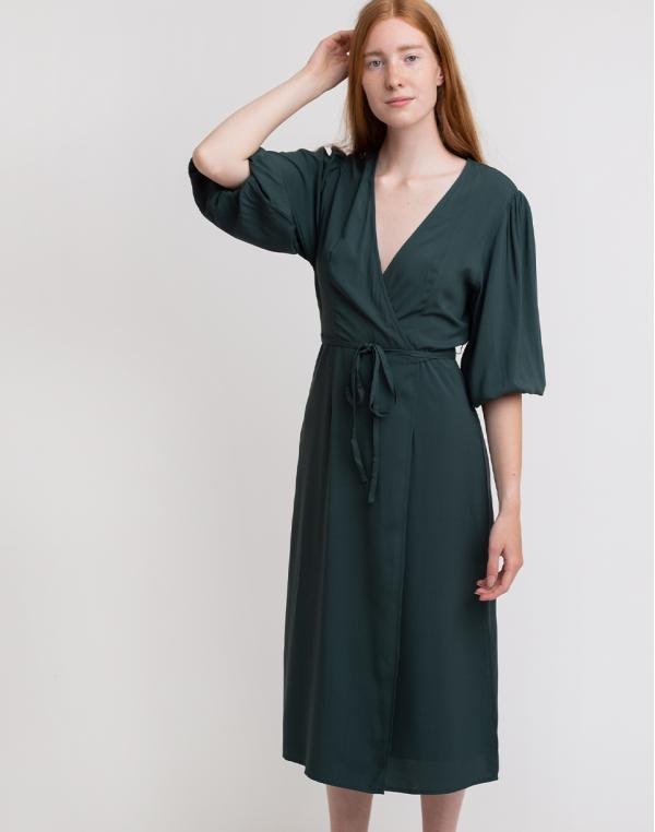 Edited Alene Dress Darkest Spruce 38