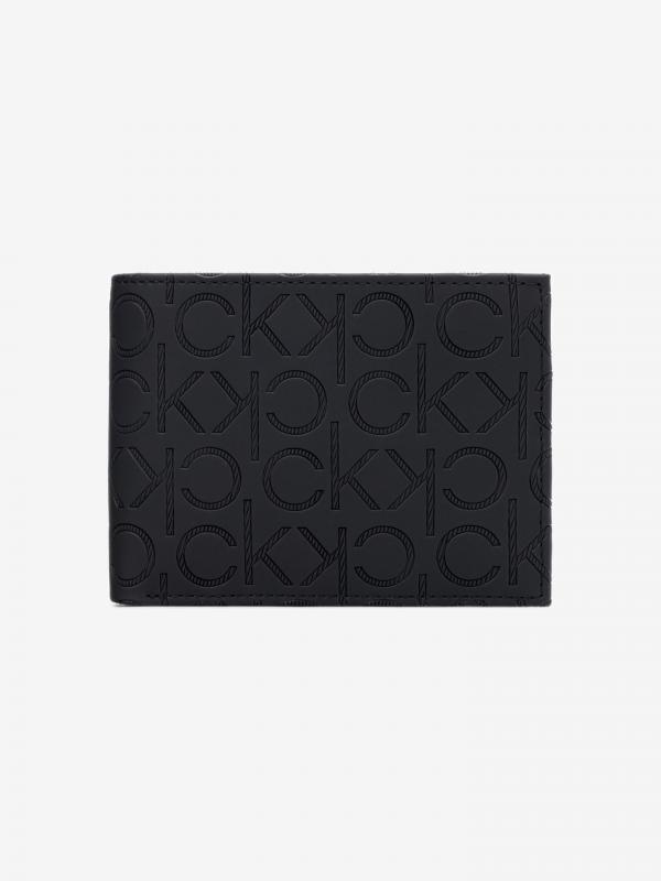 Mono Blend Peněženka Calvin Klein Černá