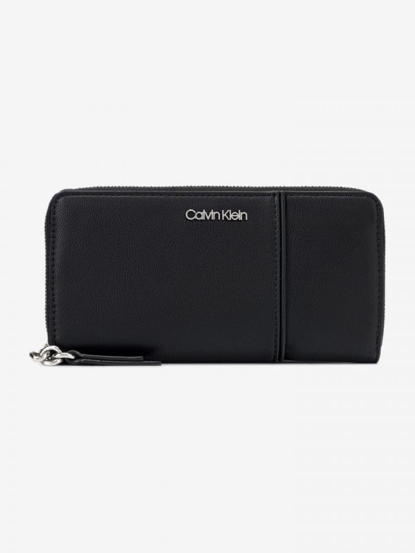 Chain Peněženka Calvin Klein Černá
