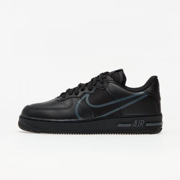 Nike Air Force 1 React Black/ Anthracite