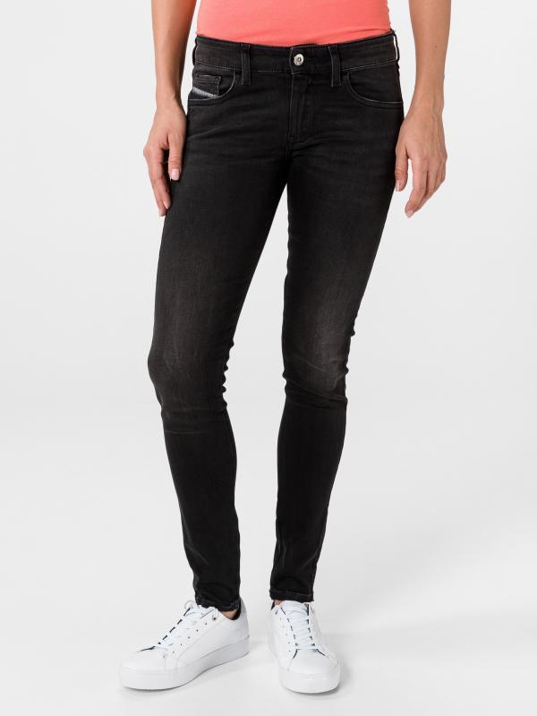 Slandy Jeans Diesel Černá