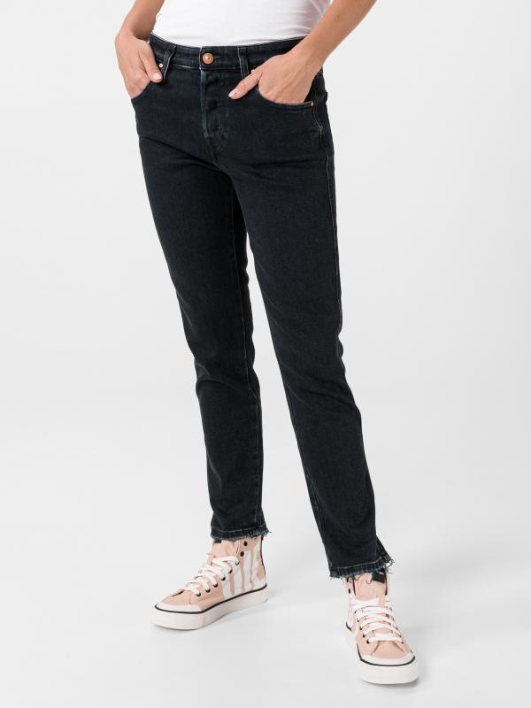 Babhila Jeans Diesel Černá