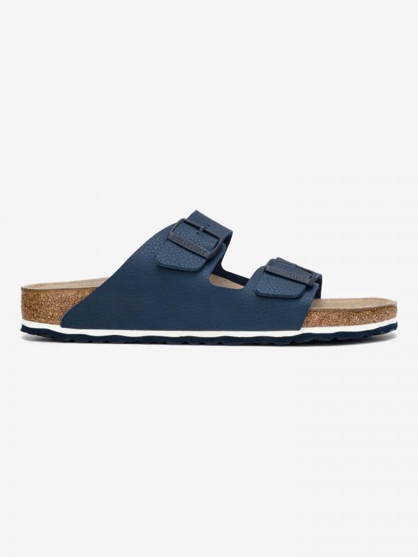 Arizona Pantofle Birkenstock Modrá