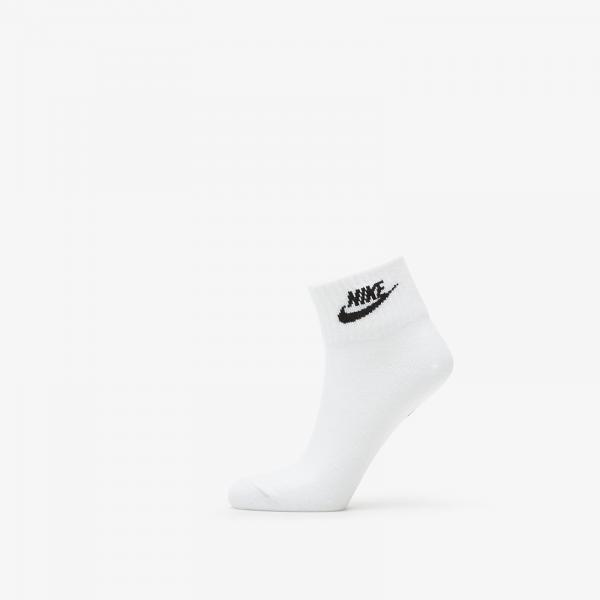 Nike Everyday Essential Ankle Socks (3 Pair) Multi-Color