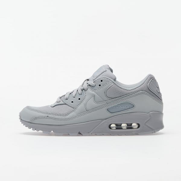 Nike Air Max 90 Wolf Grey/ Wolf Grey-Wolf Grey-Black