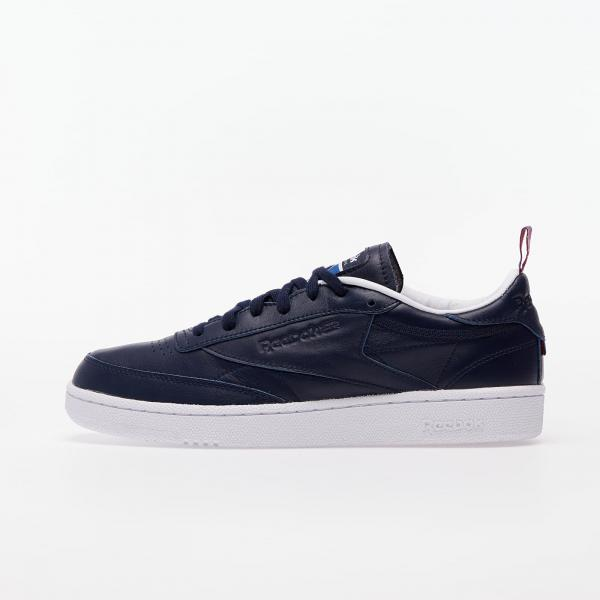 Reebok Club C 85 Vector Navy/ White/ Vector Red