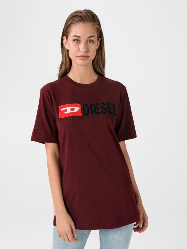 Just Division Triko Diesel Červená