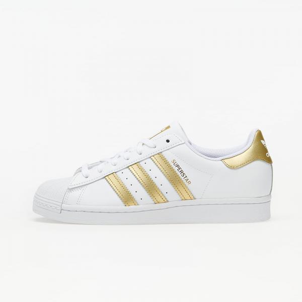 adidas Superstar W Ftw White/ Gold Metalic/ Ftw White