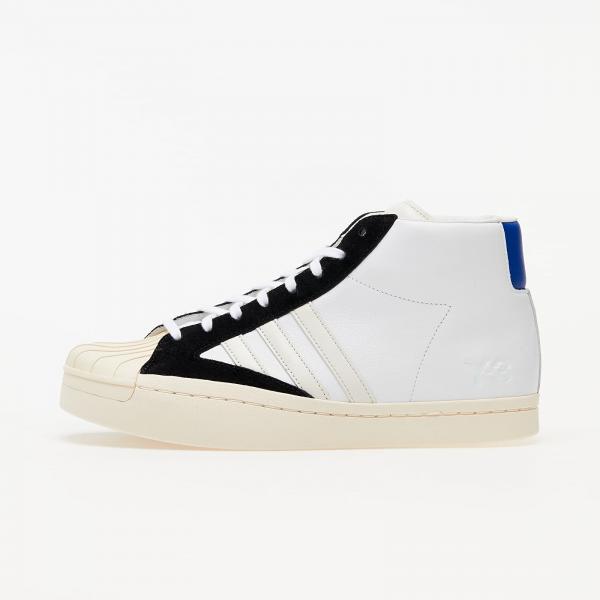 Y-3 Yohji Pro Ftwr White/ Chalk White/ Bold Blue