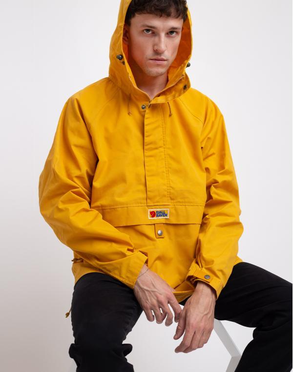 Fjällräven Vardag Anorak M 161 Mustard Yellow M