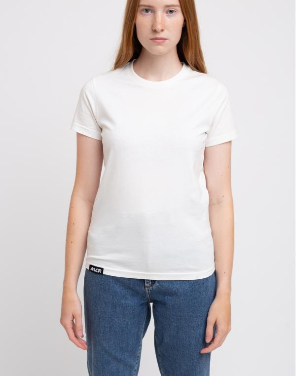 Aevor Base Tee Snow White XS