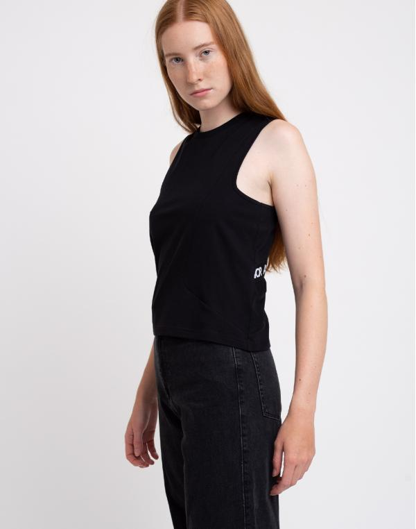 Aevor Crop Top Black XS