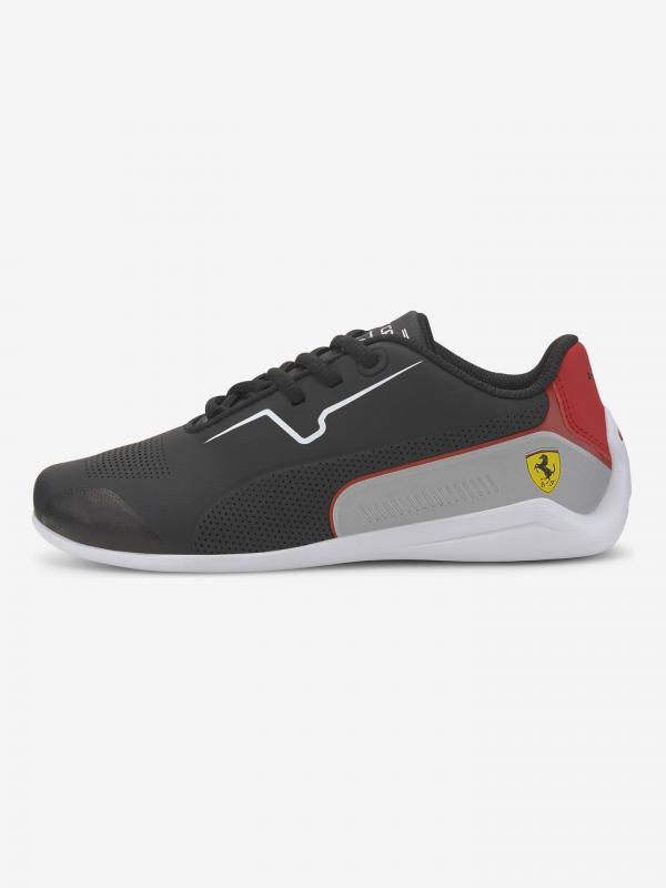 Ferrari Drift Cat 8 Tenisky dětské Puma Černá