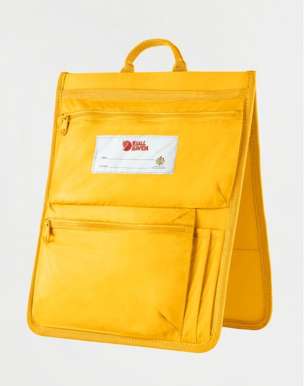 Fjällräven Kanken Organizer 141 Warm Yellow