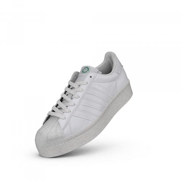 adidas Superstar Bold W Clean Classics Ftw White/ Ftw White/ Off White