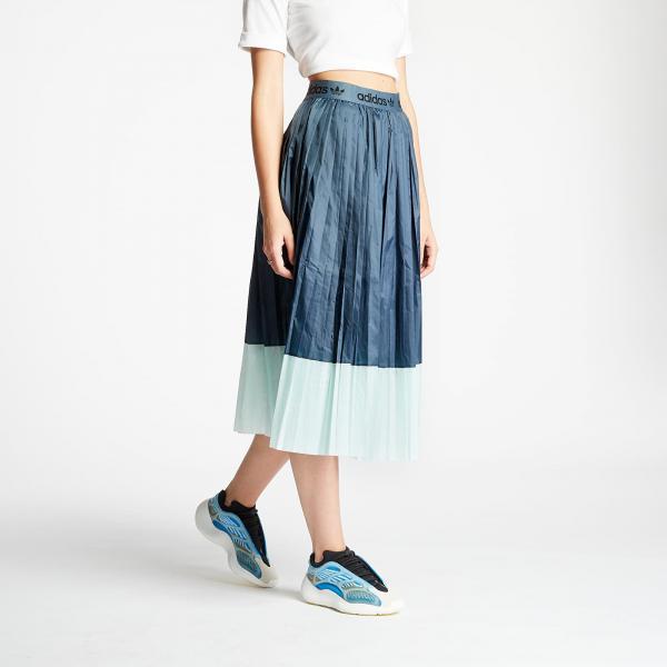 adidas Pleated Skirt Blue