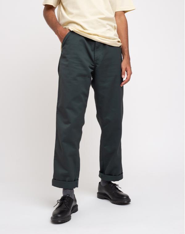 Carhartt WIP Simple Pant Dark Teal Rinsed W31/L32